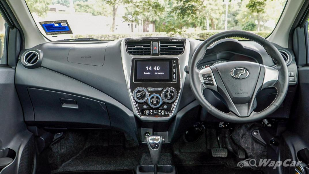 2019 Perodua Axia AV 1.0 AT Interior 001