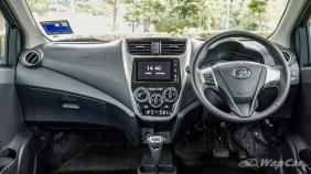 2019 Perodua Axia AV 1.0 AT Exterior 001