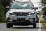 2020 Proton X70: Got 30 units with 1.5L turbo and AWD, but you can't buy it