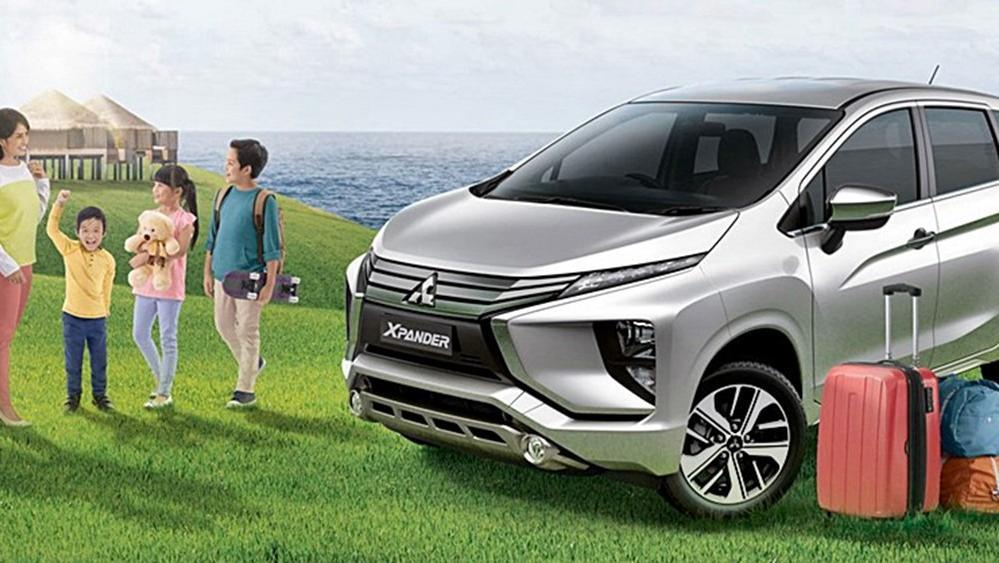 2020 Mitsubishi Xpander Upcoming Version Exterior 046