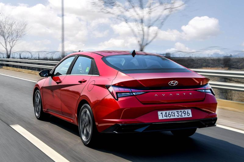 2021 Hyundai Elantra now open for booking! Priced from RM 1XX,888, to launch by year end 02