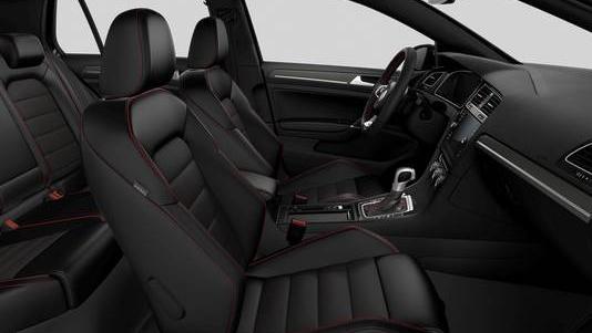 Volkswagen Golf GTI (2019) Interior 008