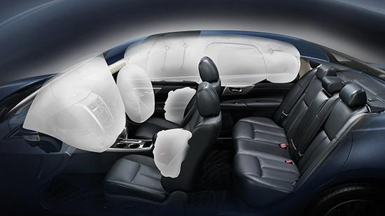 Nissan Teana (2018) Interior 012