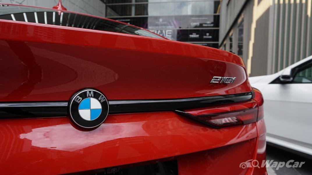 2020 BMW 2 Series 218i Gran Coupe Exterior 059