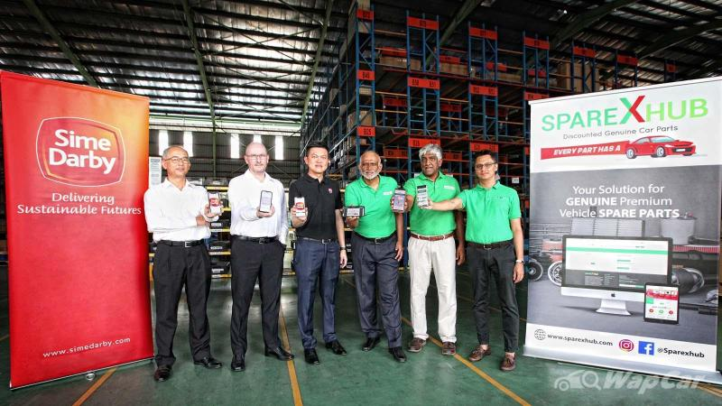 Up to 90% cheaper! Sime Darby Motors offers clearance sale for BMW, Ford and Hyundai parts 02