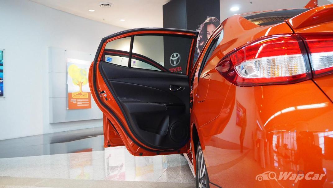 2021 Toyota Vios 1.5G Interior 015