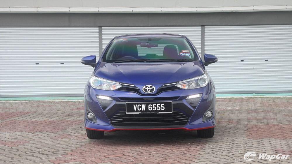 2019 Toyota Vios 1.5G Exterior 030