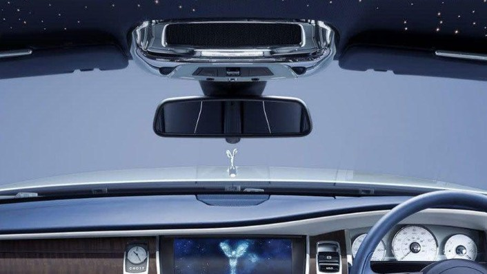 2010 Rolls-Royce Ghost Ghost Interior 006