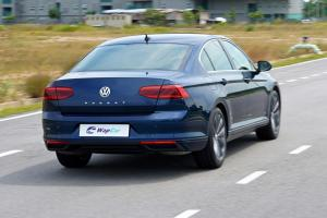 The current VW Passat sedan and Arteon will be the last