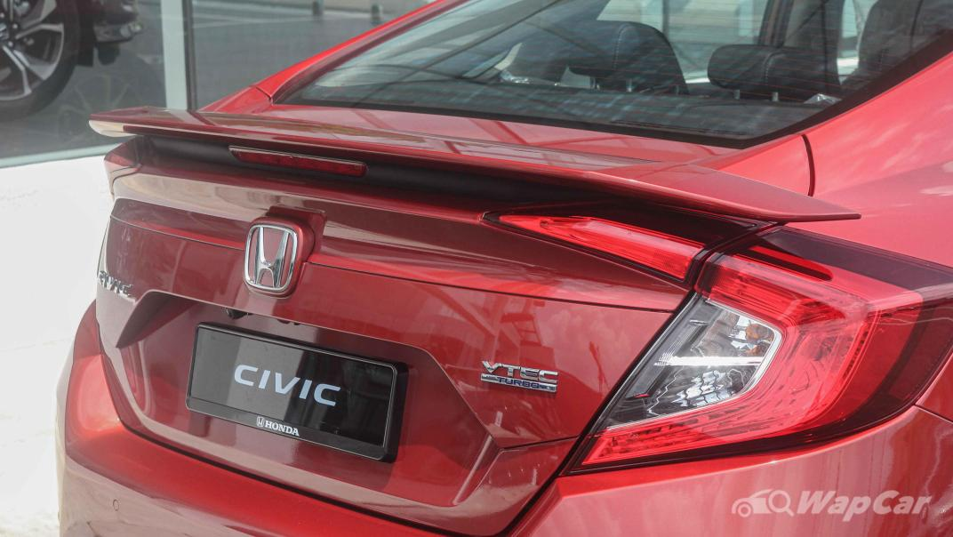2020 Honda Civic 1.5 TC Premium Exterior 083