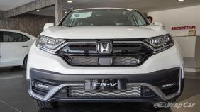 2021 Honda CR-V 1.5 TC-P 4WD Exterior 001