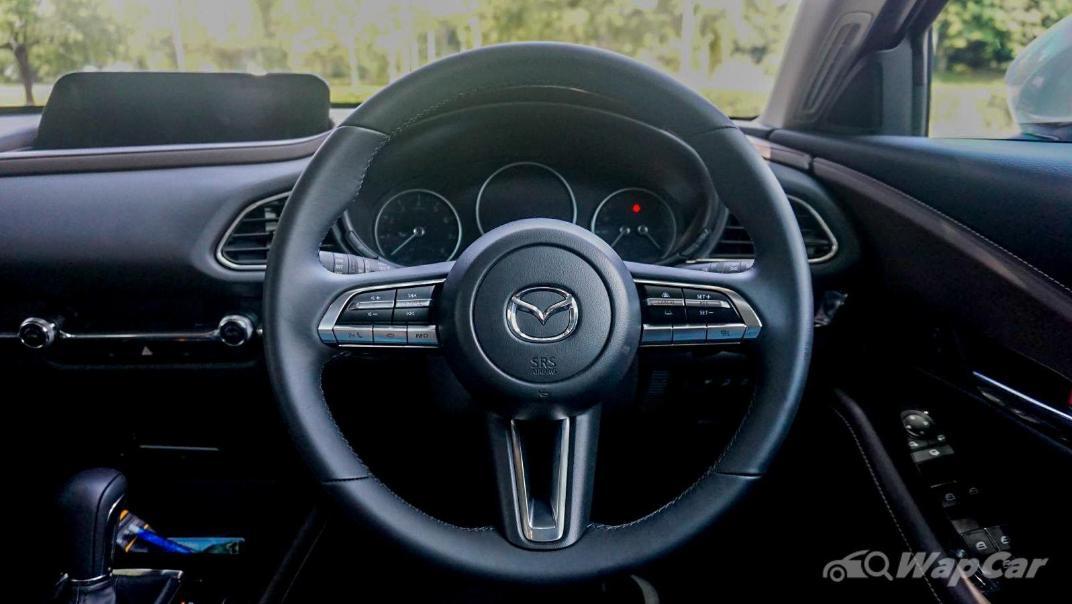 2020 Mazda CX-30 SKYACTIV-G 2.0 High Interior 002