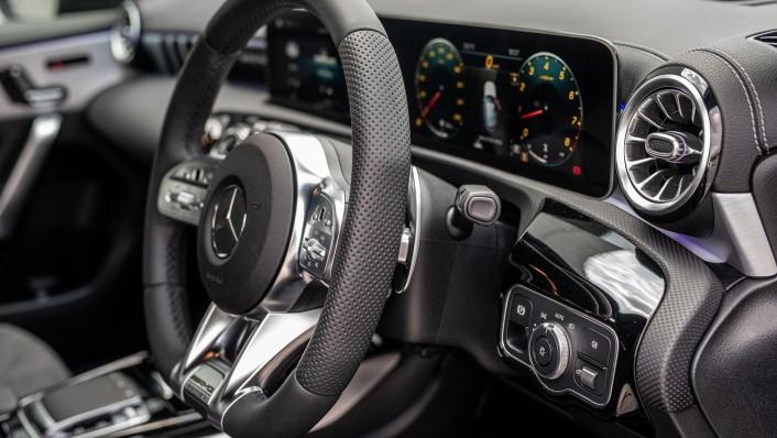 2020 Mercedes-Benz AMG A-Class A35 4MATIC Interior 006