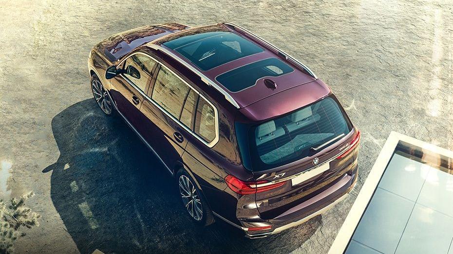 BMW X7 (2019) Exterior 006