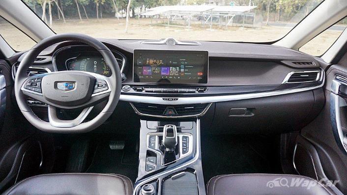 2021 Proton V70 Upcoming version Interior 001