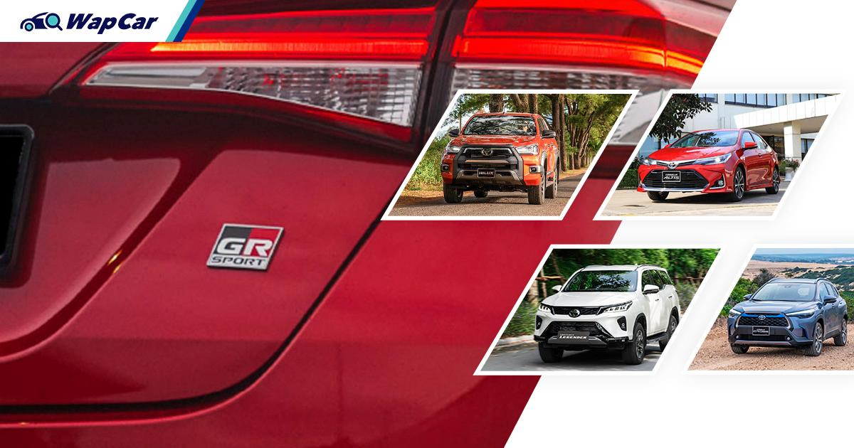 Toyota Corolla Cross, Altis, Hilux GR-S planned for Vietnam, will Malaysia get them too? 01