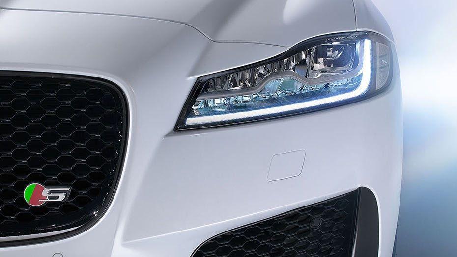 Jaguar XF (2017) Exterior 009