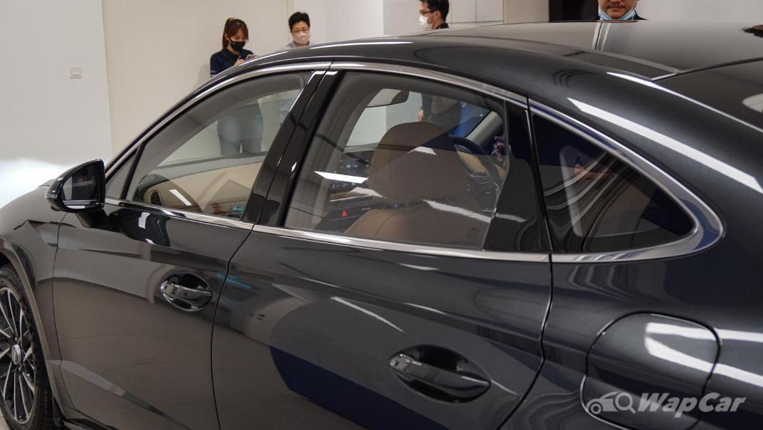 2020 Hyundai Sonata 2.5 Premium Exterior 080
