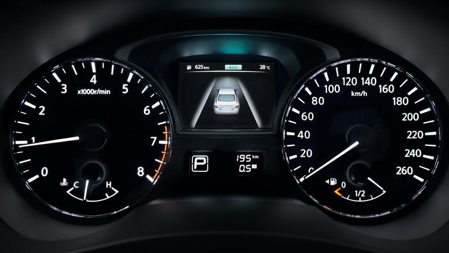 Nissan Teana (2018) Interior 003