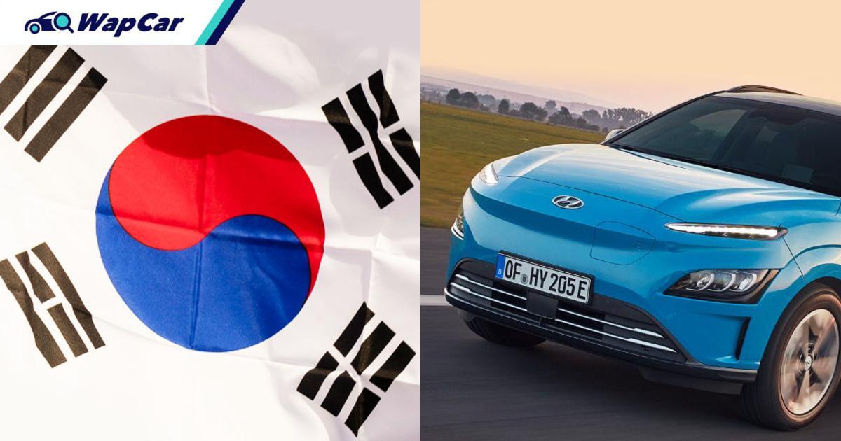 S. Korea EV demand plunges in 2021, gov to ramp up renewable energy quota 01