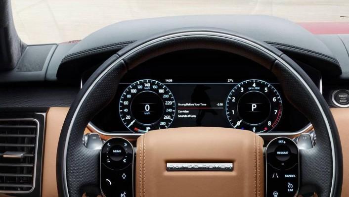 Land Rover Range Rover Sport (2017) Interior 005