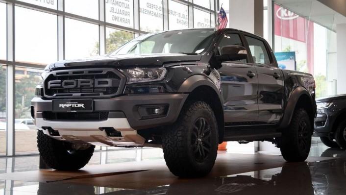 2019 Ford Ranger Raptor 2.0L 4X4 High Rdier Exterior 001