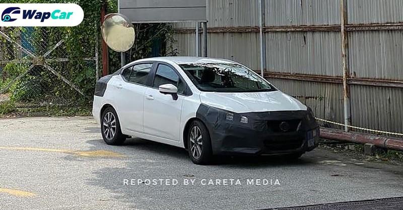 Intipan: Nissan Almera 2020 serba baru di jalanraya Malaysia! 02