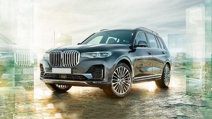 BMW X7 (2019) Exterior 001