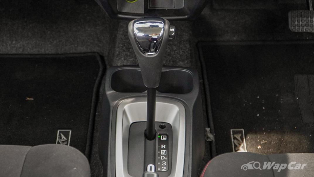 2019 Perodua Axia AV 1.0 AT Interior 011
