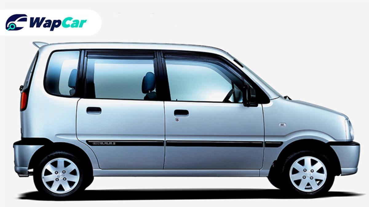 Perodua Kenari – Uniquely bad or brilliantly practical? 01