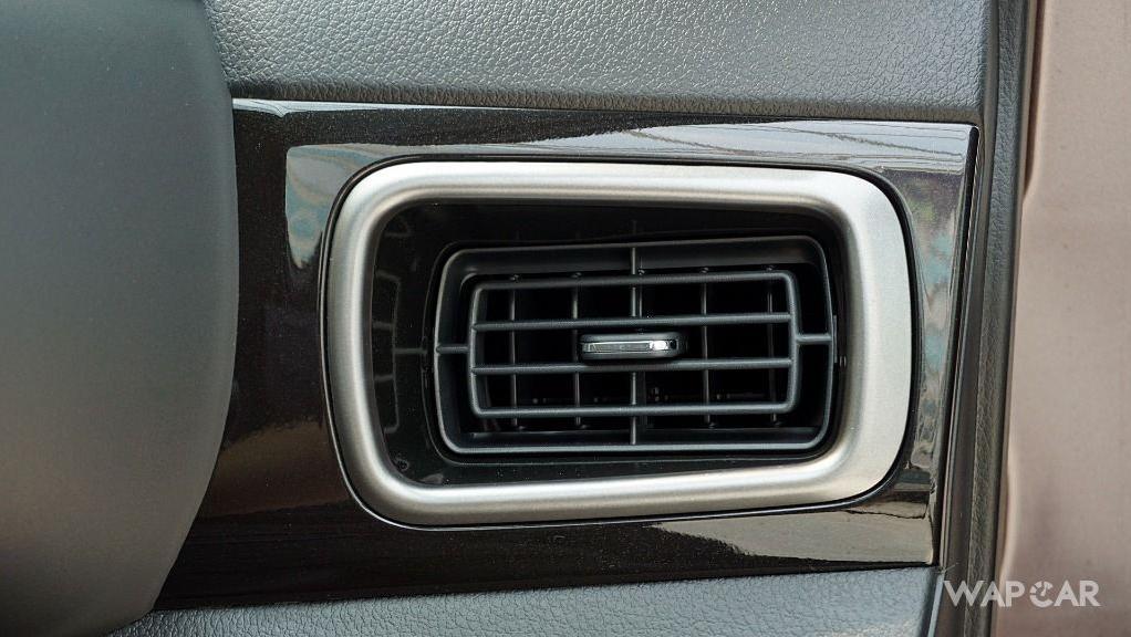 Perodua Bezza (2018) Interior 007