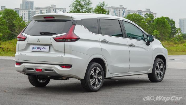 2020 Mitsubishi Xpander 1.5 L Exterior 005