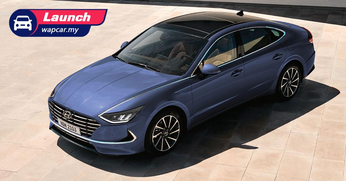 All-new 2020 Hyundai Sonata launched in Malaysia – Priced from RM 189,888 01