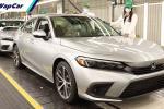 Honda Civic FE 2022 gen 11 masuk fasa produksi di Amerika Utara!
