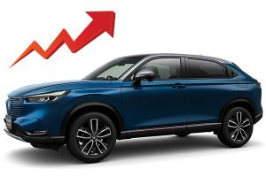 All-new 2021 Honda HR-V gets more expensive in Japan; Malaysia to follow