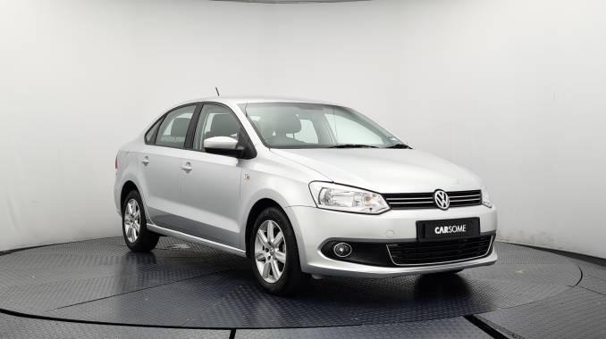 2014 Volkswagen POLO NB 1.6