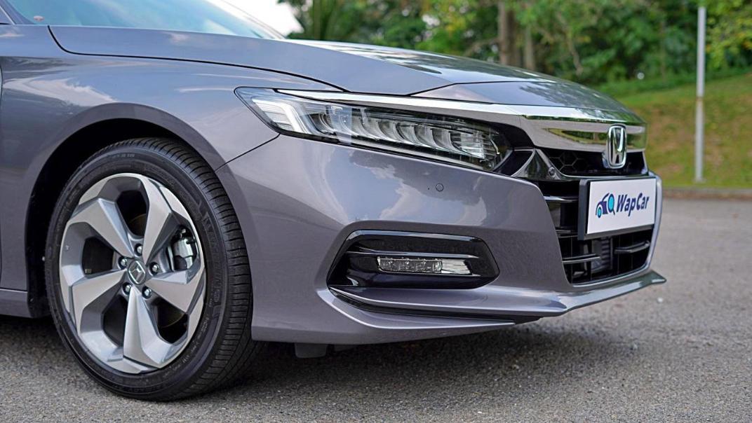 2020 Honda Accord 1.5TC Premium Exterior 015