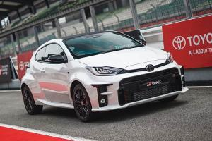 Malaysia has the highest allocation of Toyota GR Yaris in SEA, 130 units more than Thailand