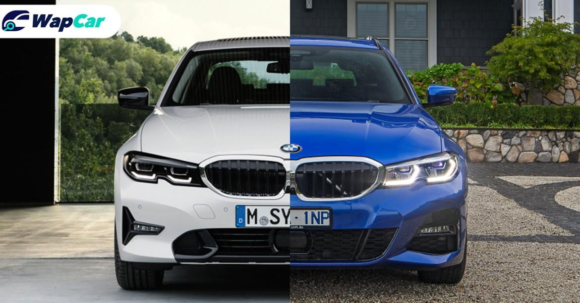 In Brief: G20 BMW 3 Series – How to differentiate the 320i from the 330i? 01