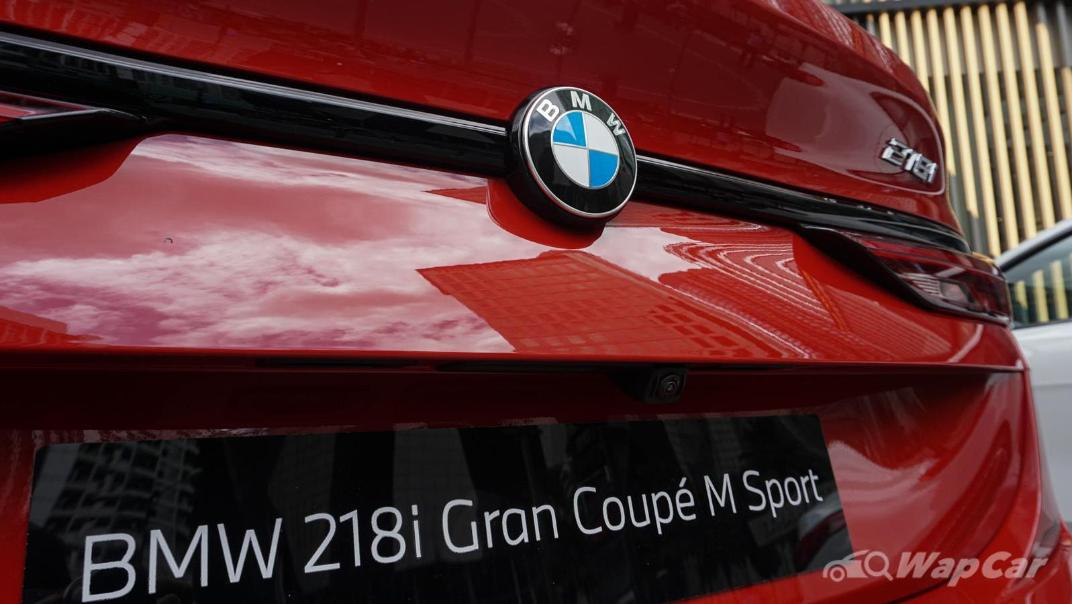 2020 BMW 2 Series 218i Gran Coupe Exterior 055