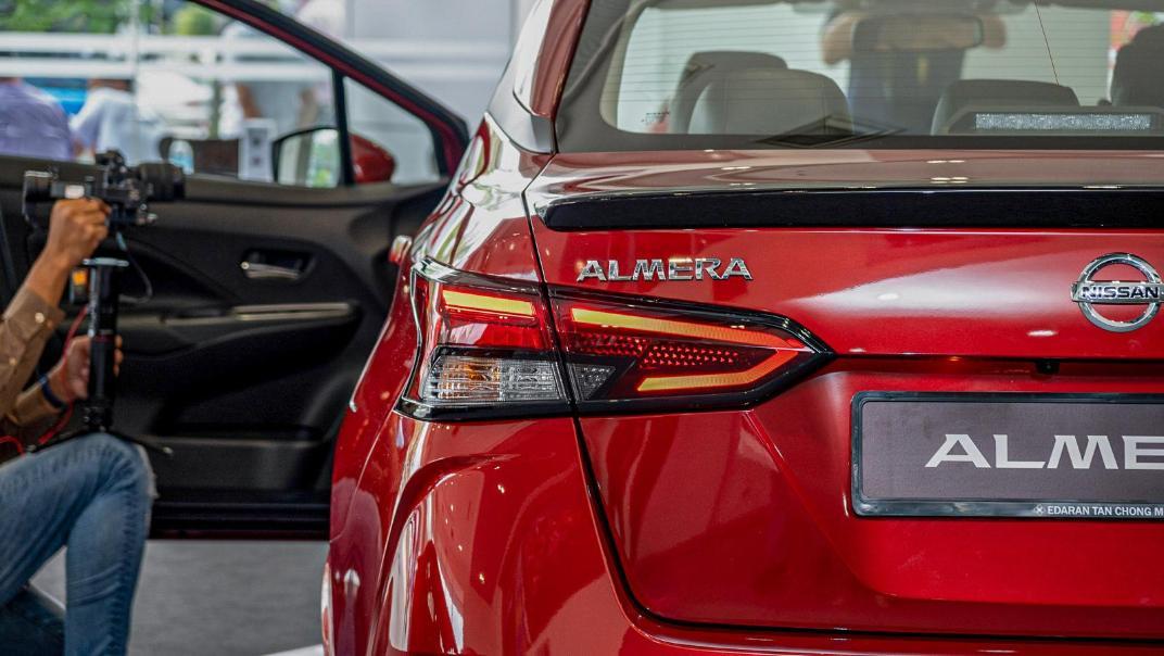 2020 Nissan Almera 1.0L VLT Exterior 059
