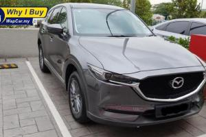 Why I Buy: Love at second sight- My story of my Mazda CX-5