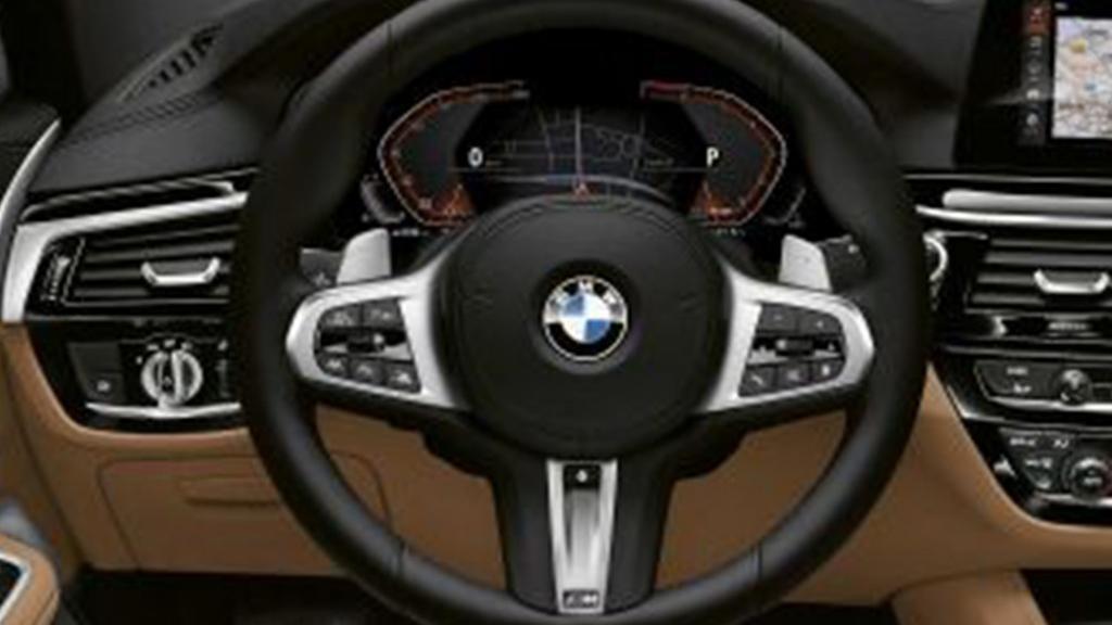 BMW 6 Series GT (2019) Interior 002