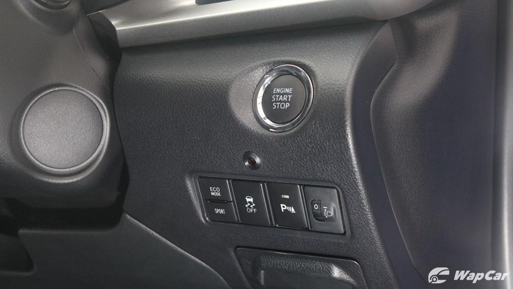 2019 Toyota Vios 1.5G Interior 048