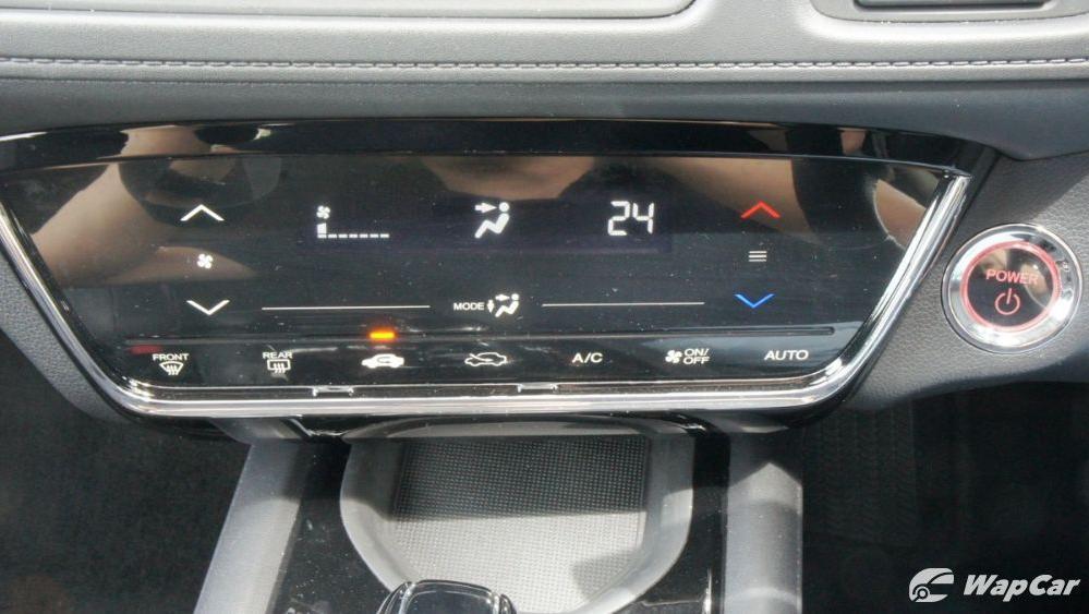 2019 Honda HR-V 1.5 Hybrid Interior 106