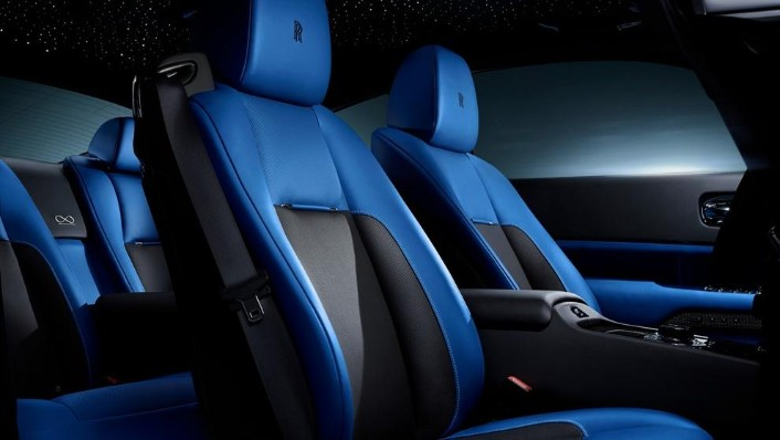 2018 Rolls-Royce Wraith Wraith Black Badge Interior 001