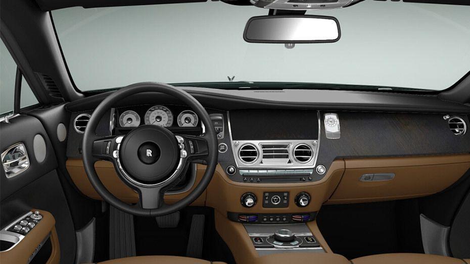 2013 Rolls-Royce Wraith Wraith Interior 001