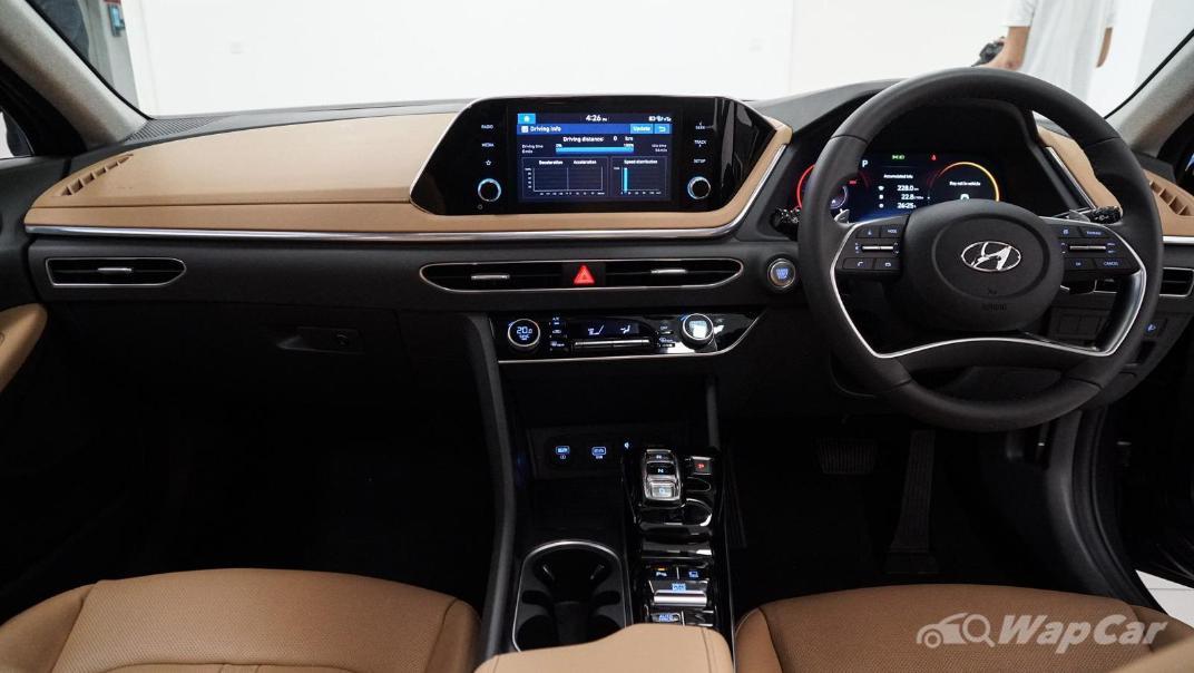 2020 Hyundai Sonata 2.5 Premium Interior 070