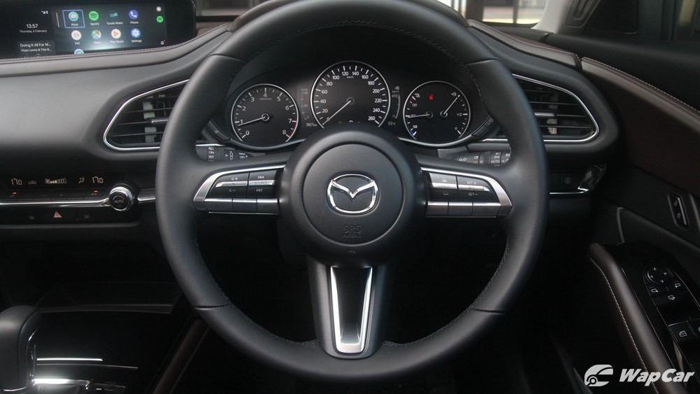 2020 Mazda CX-30 SKYACTIV-G 2.0 Interior 005