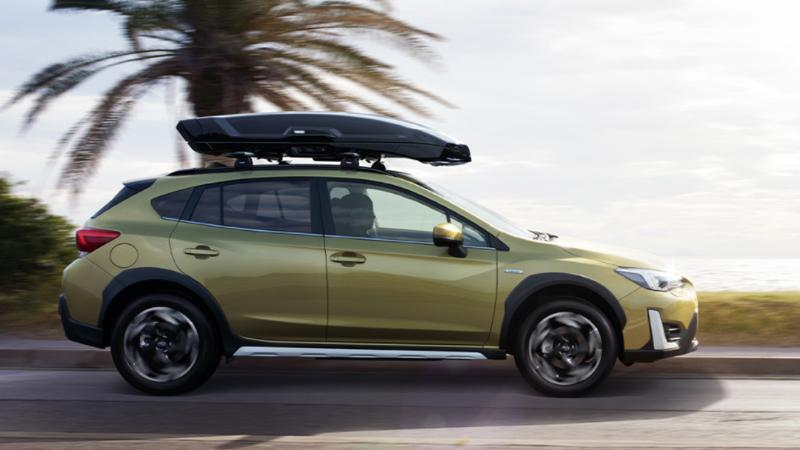 Subaru XV facelift launched in Japan; New grille,e-Active Shift Control 02